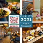 Image for the Tweet beginning: Farm Café/Restaurant of the Year