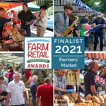 Image for the Tweet beginning: Farmers Market of the Year