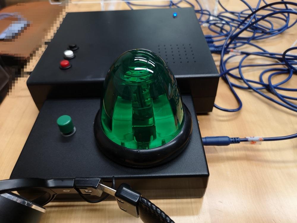 ゲストの藤田さんが早押しボタンを持ち込んでくれました#joqr #unozero #井口裕香 #東京ホテイソン