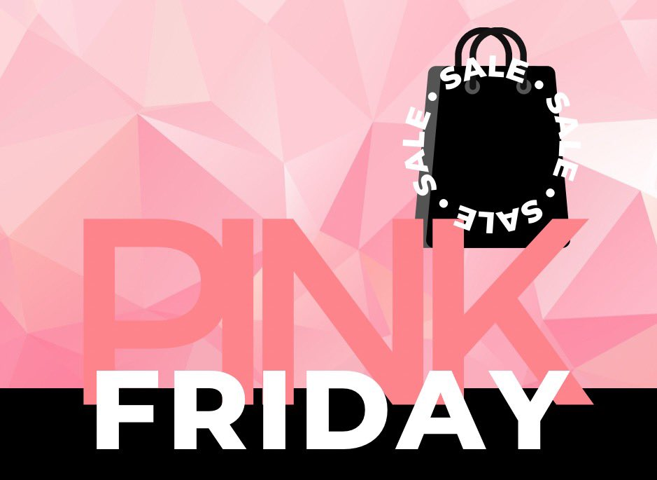 Who loves Pink Friday?? I do!!  Hop over to my VIP GROUP on Facebook and see the awesome deals today! Link to group in my bio!  #PinkFriday #pinkfriday2020 #pureromance #sales #deals #pureromanceconsultant #onlineparty #onlinesales #bossbabe https://t.co/itU04zpxmg
