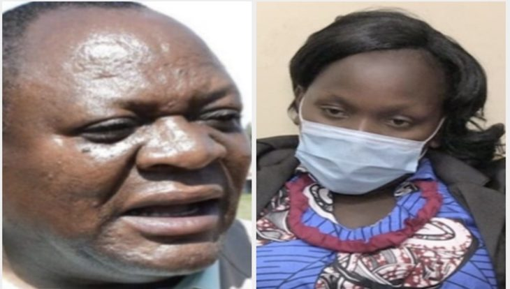 A magistrate court on Friday lifted an order stopping the burial of the late Matungu member of parliament Justus Murunga following a paternity suit filed by his alleged ex-lover Agnes Wangui Wambiri.  #AgnesWanguiWambiri #JustusMurunga https://t.co/0yFCOlvvpA https://t.co/wWFjbWwujn