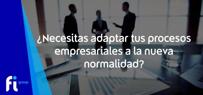 ¿Necesitas adaptar tus  empresariales a la nueva normalidad del ? Te ayudamos a conseguir 👉