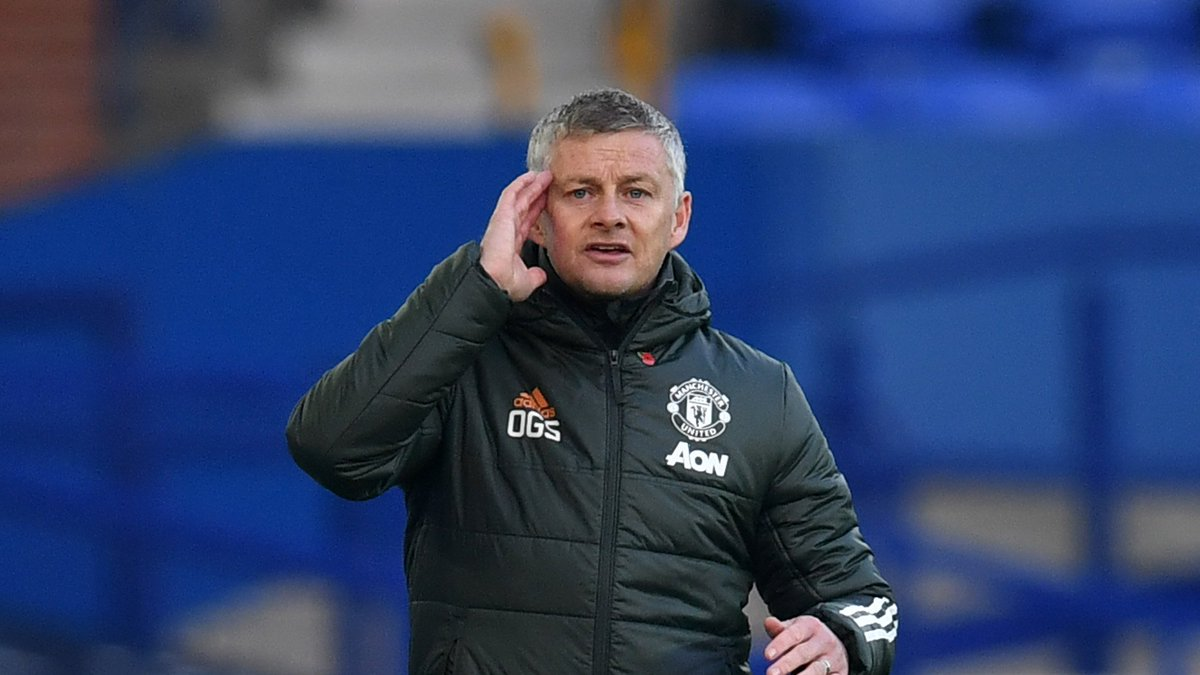 """💬 Ole: """"We have a good away record since the turn of January — since then we've pushed up the table.   """"We're getting that consistency. This will be a good test to see if we've learned our lessons from last season.""""  #MUFC #SOUMUN"""
