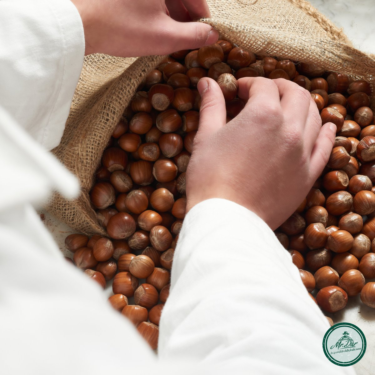 Brown gold... #hazelnuts #nocciole #nuts #fitfood #healthyfood #madeinitaly #italianfood #mrdar https://t.co/QtsLSRxcFK