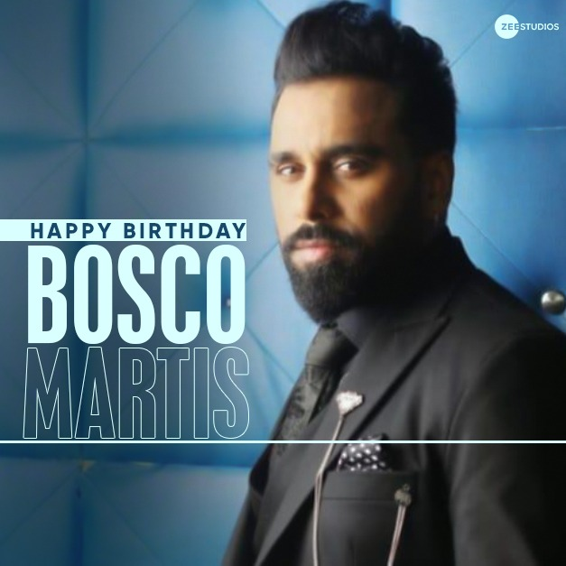 Here's wishing the extremely talented choreographer-director and the leader of #RocketGang, @BoscoMartis, a very happy birthday! 🎁🕺🏻  #HappyBirthdayBoscoMartis