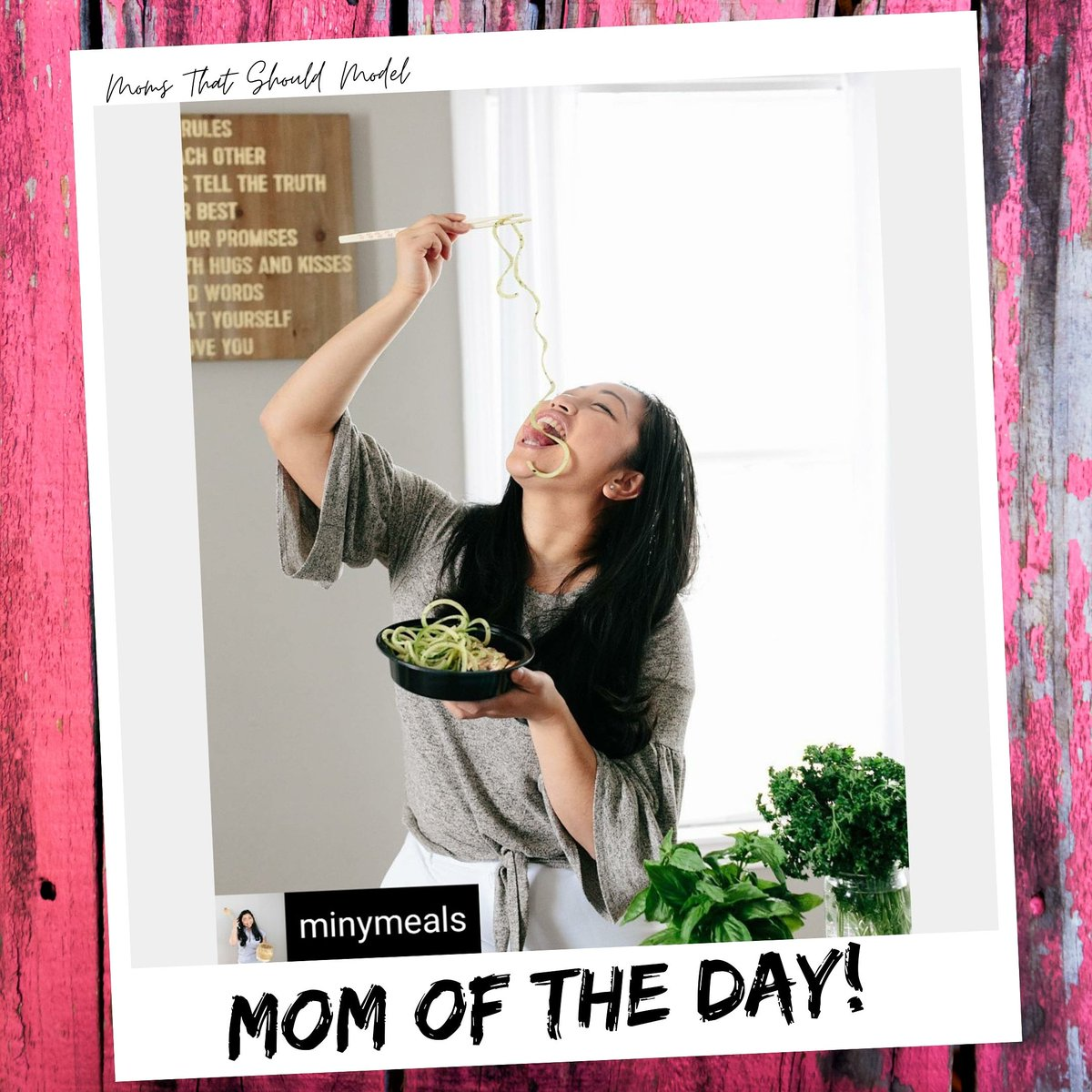 #momoftheday  @minymeals What is the best way to use your leftovers to make a great meal? #mtsm #confident #strong #beautiful  Keep being strong, confident and beautiful! Show this mom some love 💖  Reposted from @minymeals https://t.co/mZAlH624Zv