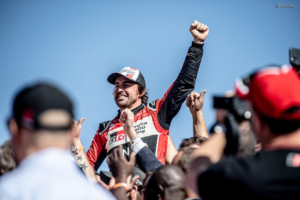 Toyota abre las puertas a un retorno de #Alonso al Dakar - https://t.co/iPHp4WzIsU #Dakar https://t.co/ZBYmjiCjb0