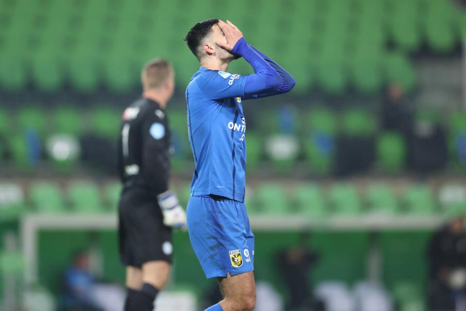 Broja laat gemiste kans tegen FC Groningen achter zich https://t.co/i7bDAAvHJX https://t.co/fVIaLDeXat