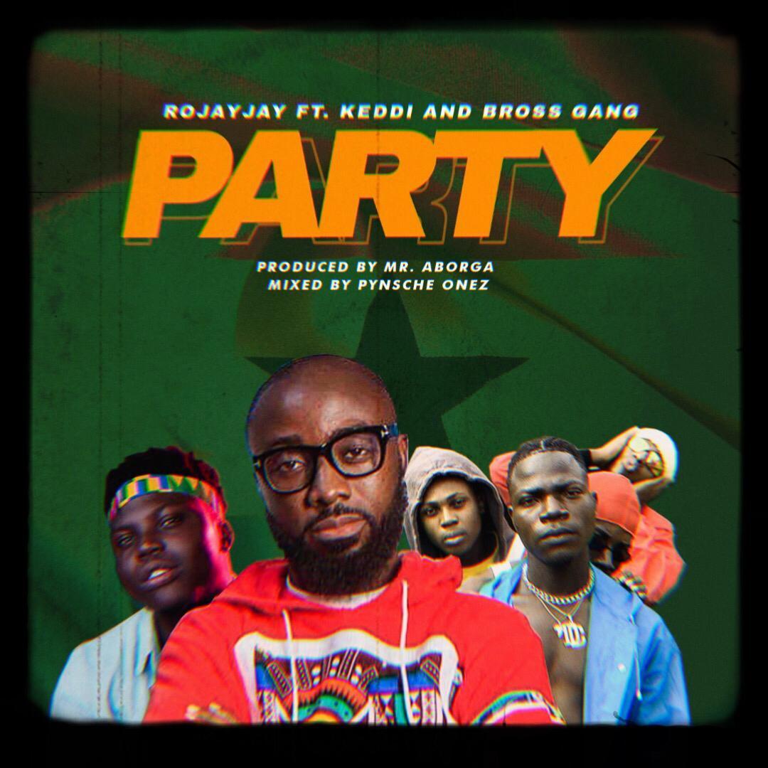 Another one...🔥🔥..#Party  @Rojayjay from @Keddi_gh x @BrossGang out now.  https://t.co/EtB2lzLgII https://t.co/z0Cjya0920