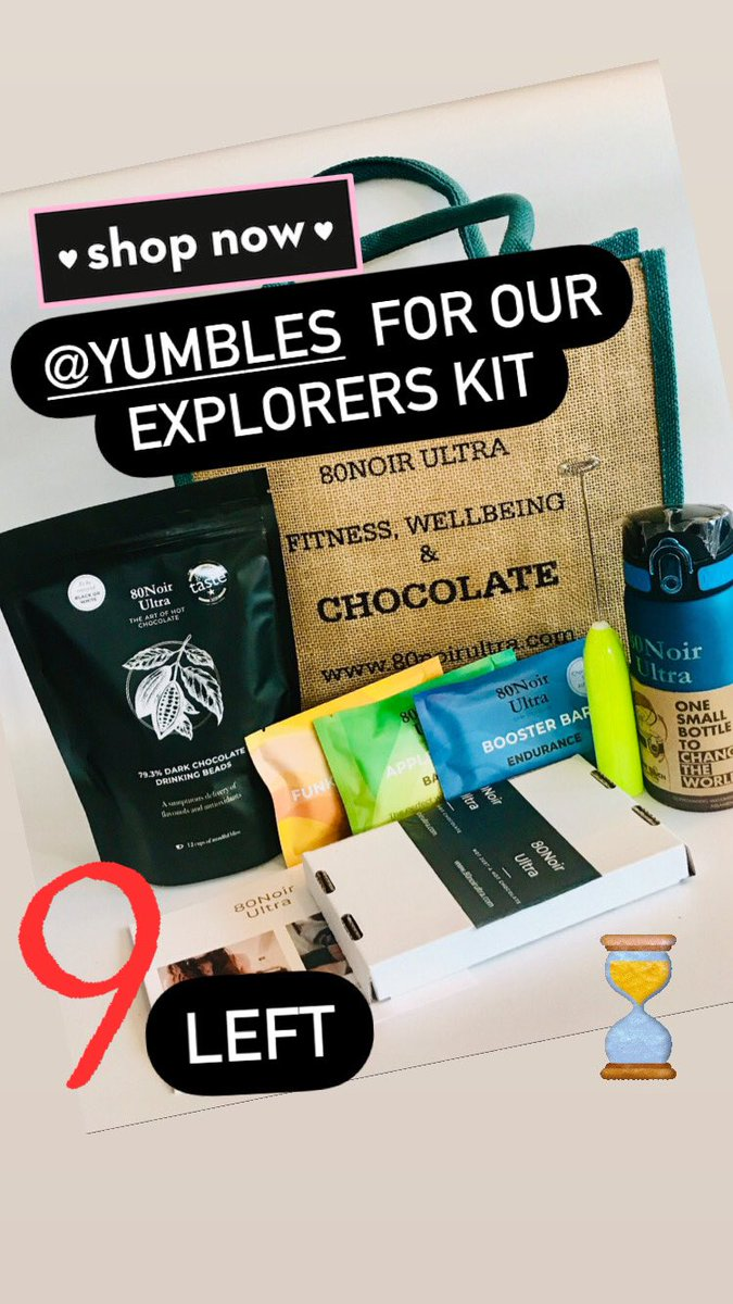 Grab your daily dose of greatness of 80Noir Ultra dark chocolate over at @YumblesHQ NOW... This #BlackFriday #sale #fridaymorning