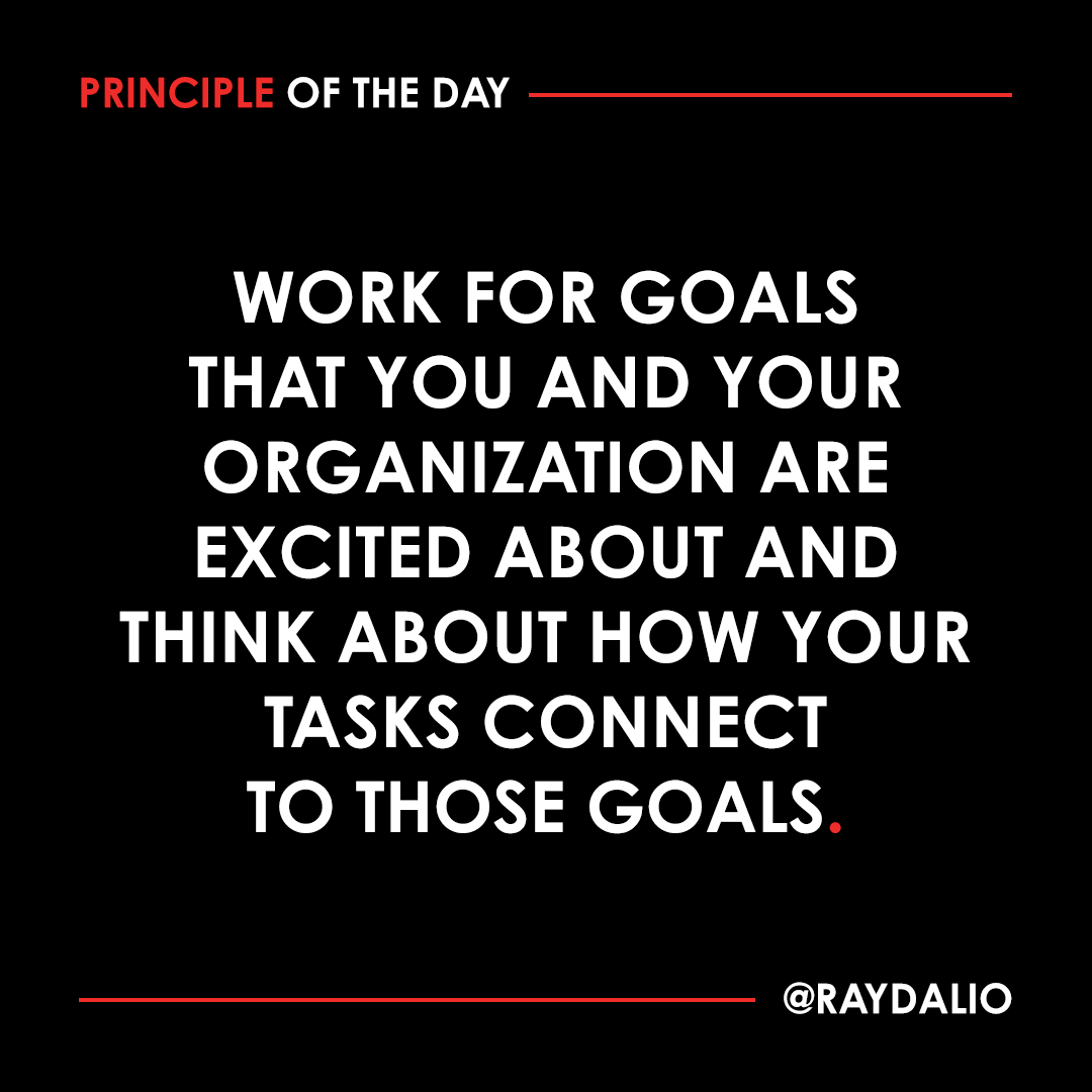 If you're focused on the goal, excited about achieving it, and recognize that doing some undesirable tasks to achieve the goal is required, you will have the right perspective and will be appropriately motivated. (1/3) https://t.co/dw4yFegeZq