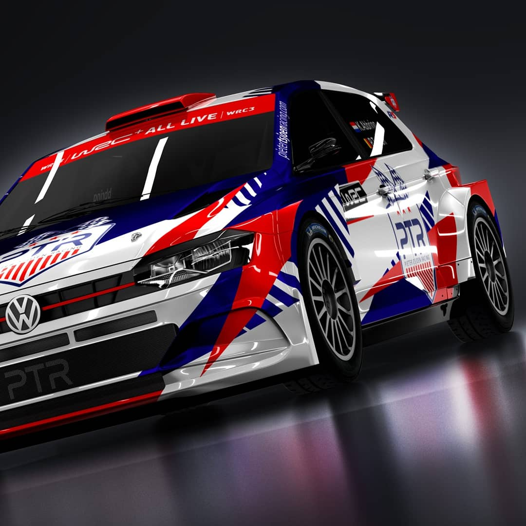 Kevin Abbring's return to the WRC. The Dutchman will drive the VW Polo from PTR in our livery design, navigated by Pieter Tsjoen. The crew will compete at the Monza Rally - the final round of WRC this year. #liverydesign #wrc #wrc3 #rallymonza #monza #monzarallyshow #wrapdesign https://t.co/POFPmNk7Tr