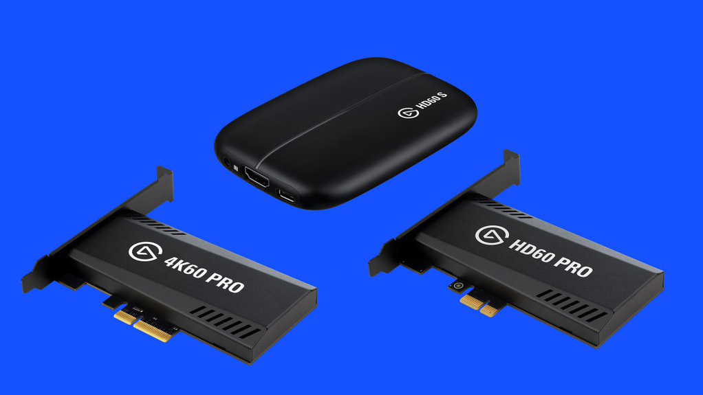 🇬🇧 Any streamers out there? Elgato's Black Friday sale is the best way to get a good value capture card:  HD60 S (£100, was £160): https://t.co/p4UZ3Z0nzj HD60 Pro (£125, £170): https://t.co/8v4IIvOor5 4K60 Pro PCIe (£150, was £190): https://t.co/cMNq1P6eri #ad https://t.co/g0LgJXCBhH
