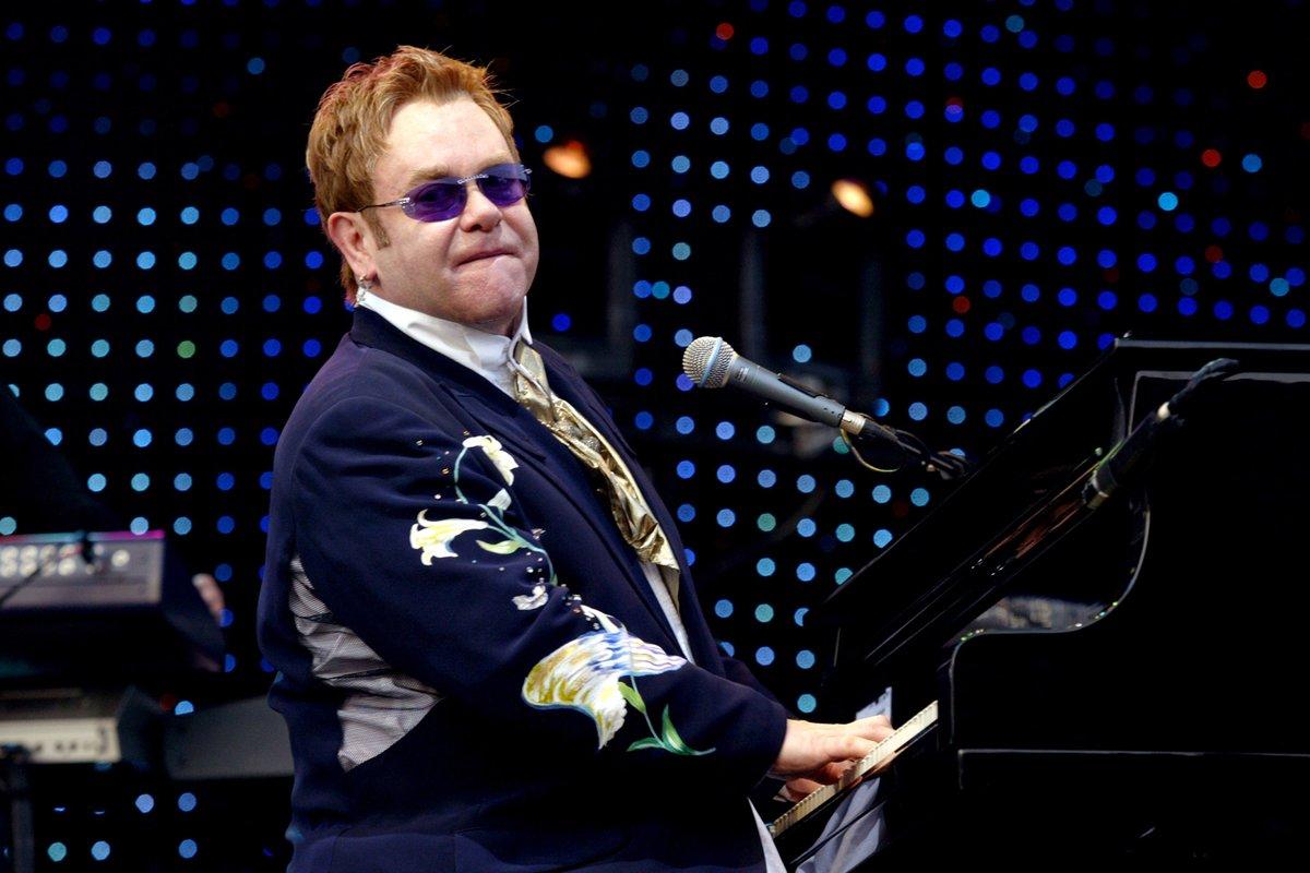"Watch Elton John perform the nostalgic ""We All Fall in Love Sometimes"" in 2005 Watch Elton John perform the nostalgic ""We All Fall in Love Sometimes"" in 2005"