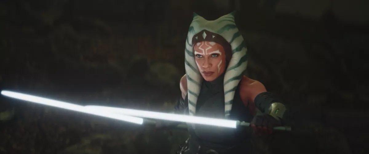 @rosariodawson was wonderful as Ahsoka Tano. She portrayed her well. I loved finally seeing my favourite Star Wars character in live-action. Well done! #AhsokaTano  #Mandolarian #Ahsoka