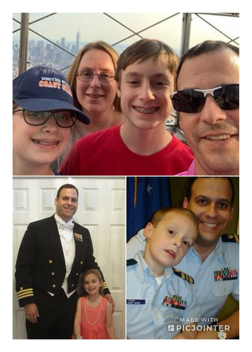 In celebration of Military Family Month, Meet the Foos Family! Families play a crucially important role in the lives of each and every #USCGR member. In honor of Military Family Appreciation Month, send your favorite family photos to uscgreservepao@uscg.mil!