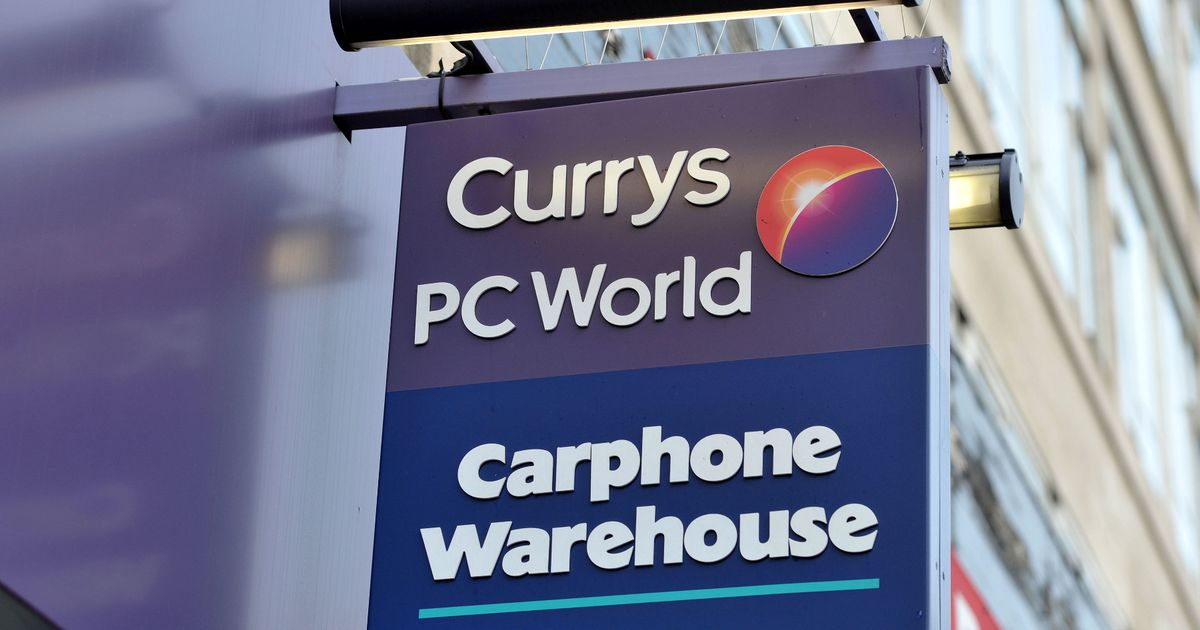 Currys PC World website crashes as shoppers flock for Black Friday bargains https://t.co/9ch3dumLEM https://t.co/ak9xB43eeI