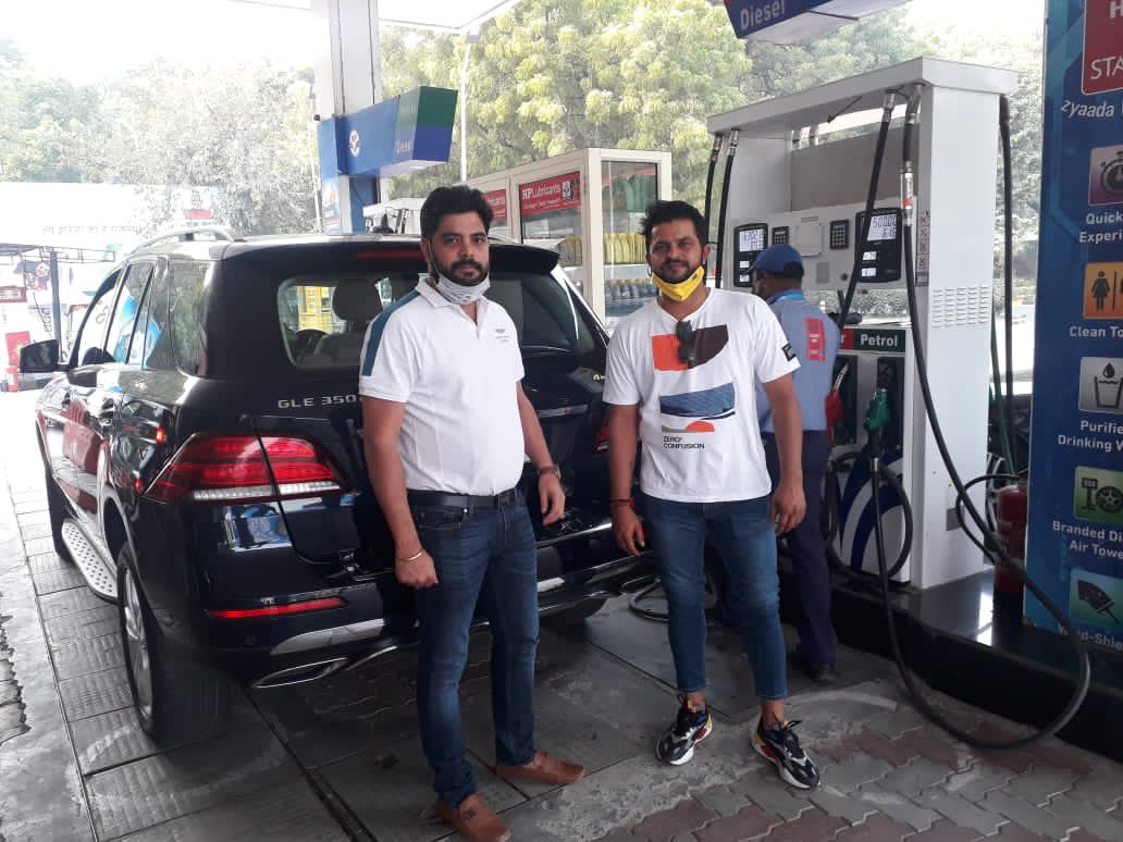 Happy Birthday @ImRaina ! Wish you a Great Day and year Ahead !  Best Wishes always  ~Team Bedi Motors @HPCL  @manish4388 !  Looking forward to Serve You Soon!   @baghramesh1 @jindalhpc @Rg03Goel @hpcl_retail @HPCL_Delhi #DeliveringHappiness