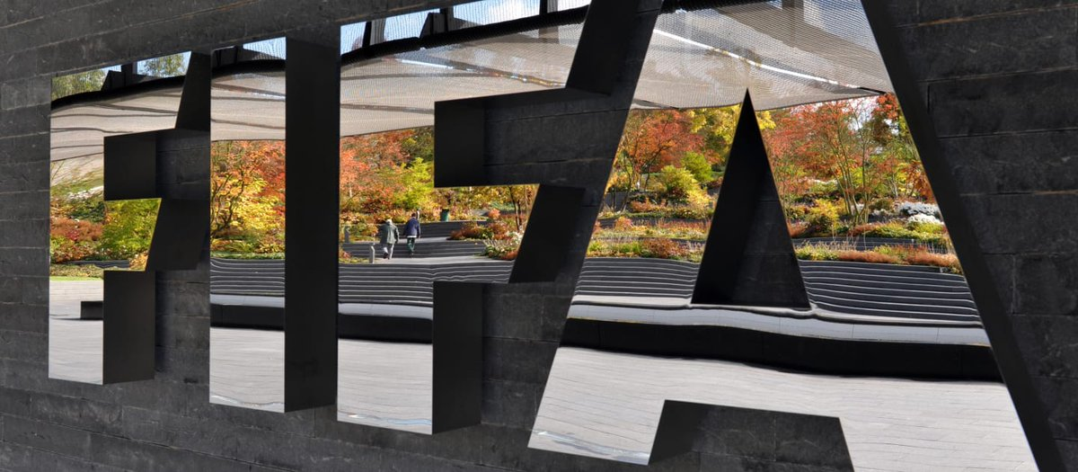 Replying to @fifamedia: FIFA Council meeting agenda now available  ➡️