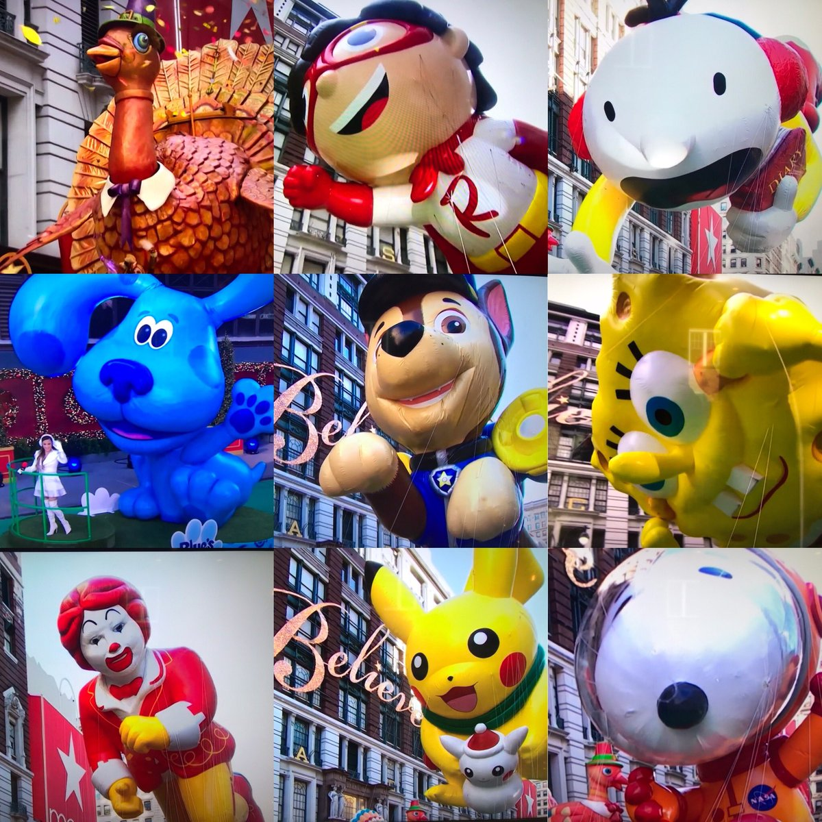 94th Annual Macy's Thanksgiving Day Parade #MacysDayParade