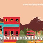 Image for the Tweet beginning: Why is water important to