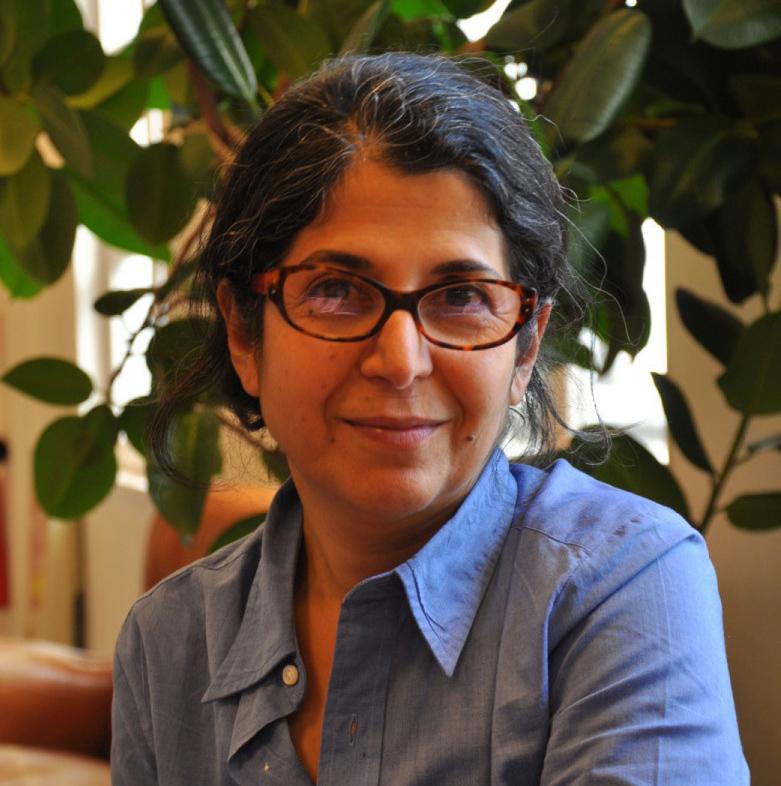 Fariba Adelkhah, academic prisoner in Iran, has been detained for 541 days. Fariba, we won't forget you!  #FreeFariba  #FreeThemAll