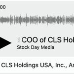 Image for the Tweet beginning: $CLSH Radio Interview on Stock