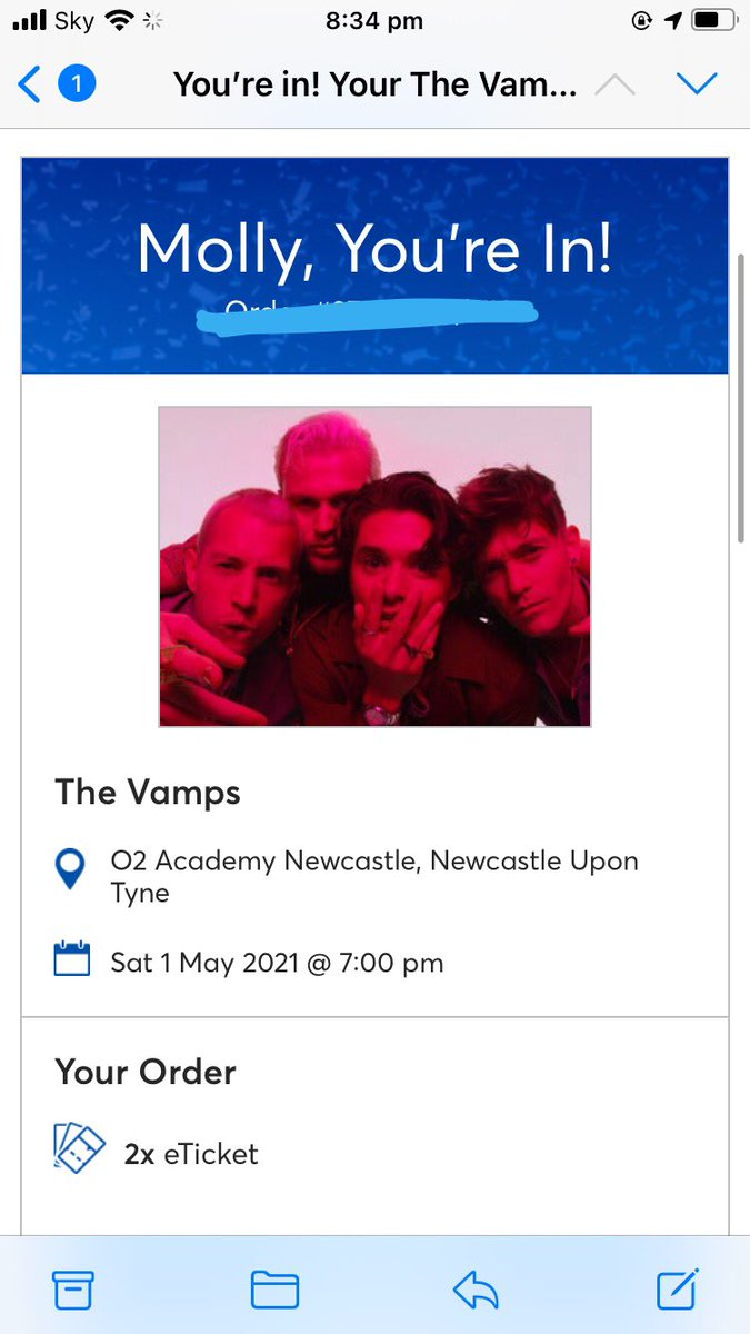 never traveled so far to see them but it gonna be so worth it🤞🏻❤️@TheVampsCon @TheVampsBrad @TheVampsband @TheVampsJames @TheVampsTristan #cherryblossom