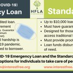 Image for the Tweet beginning: HFLA offers a few different