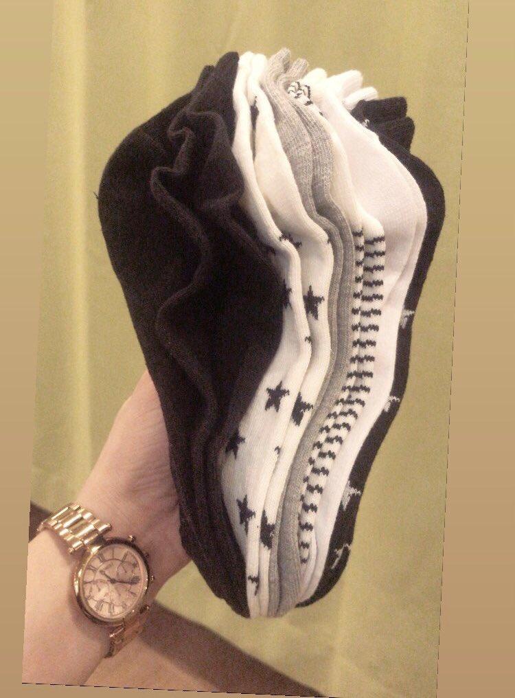 #efsanekasim indirimlerinden trendyoldan 7 li çorap aldım.7 yi çok görüp bana 6 buçuk çorap gönderen @Trendyol senin de alacağın olsun 😂