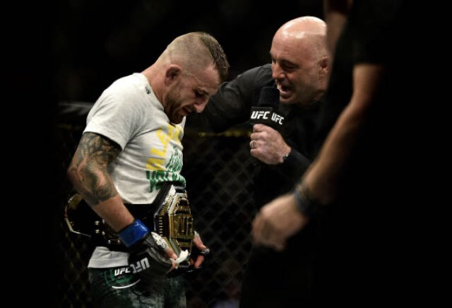 The most under-appreciated champ in recent UFC history  -Has beaten Mendes, Aldo and          Max twice  -Undefeated at FW -One of the most well rounded champions in recent UFC history  - Has won a championship at FW, LW and WW in various promotions https://t.co/VLoaVAAyBQ