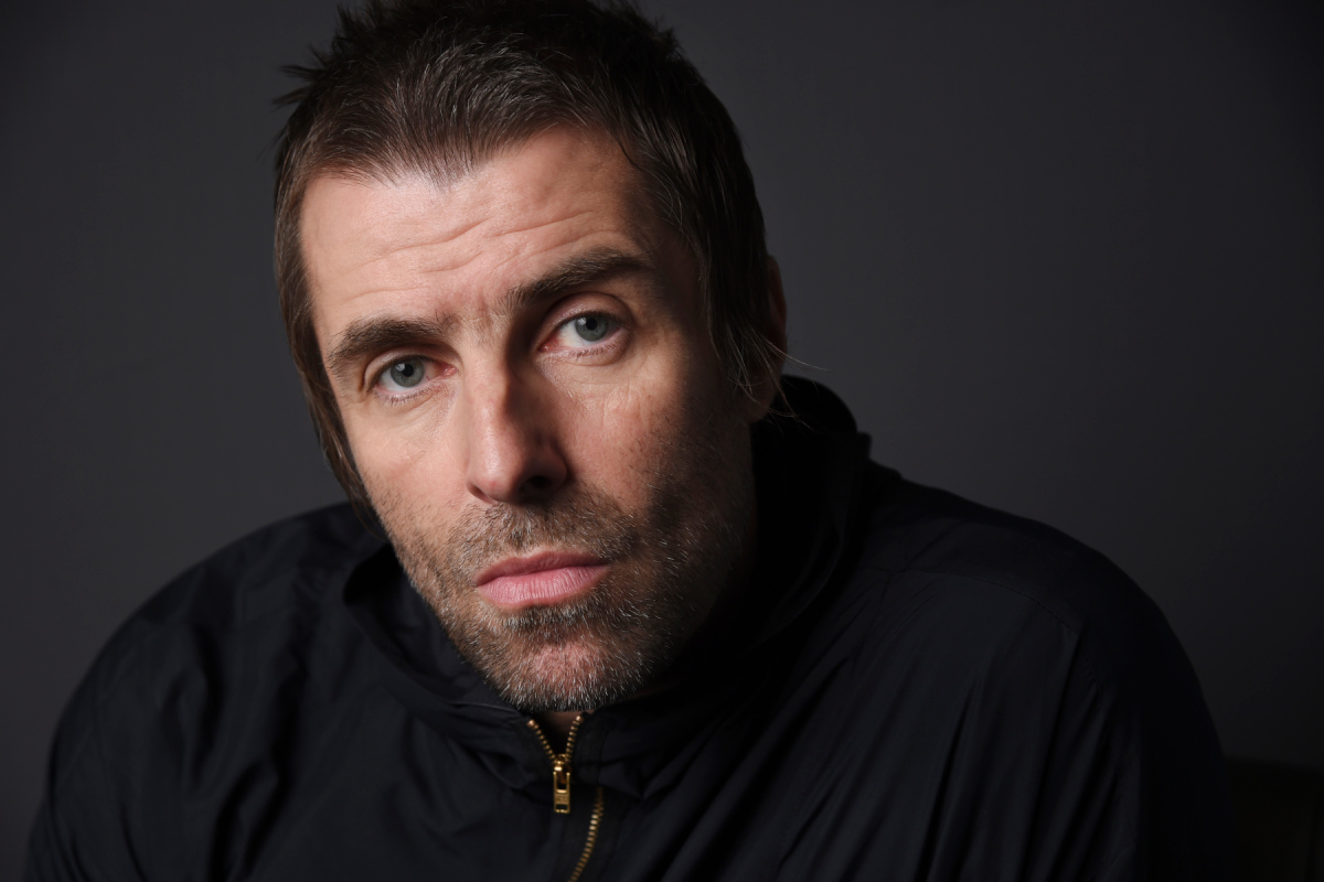 """Hear Liam Gallagher's holiday-inspired song """"All You're Dreaming Of"""""""