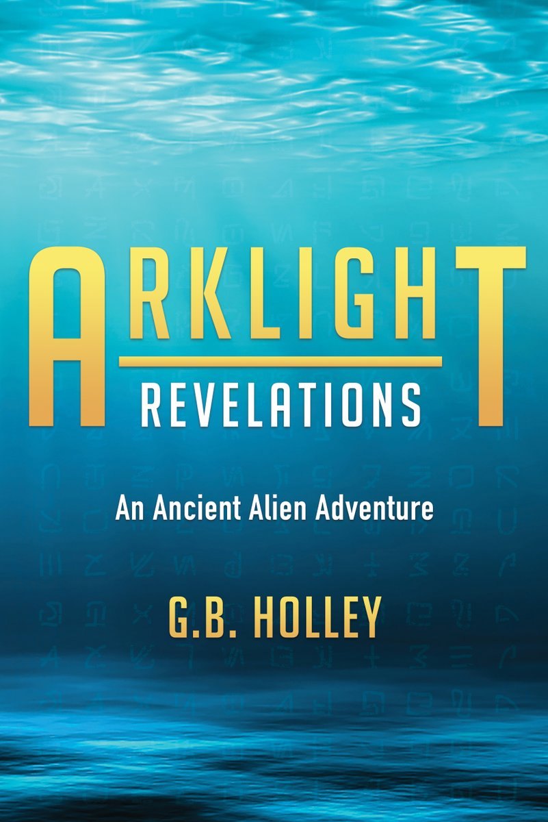 """We are not alone! Why are they here? The ARKLIGHT Ancient Alien Adventure series begins with ARKLIGHT Revelations.            """"I didn't want to put it down."""" #FridayThoughts #WritingCommunity #books #BookReview #BYNR #writerslift #UFOs #AncientAliens #scifi"""