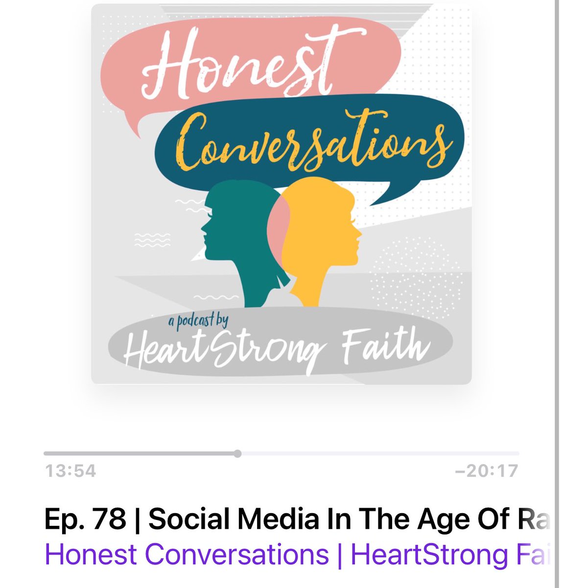 """What leaders do in moderation their followers do in excess.""  Who are we following?  ⁦@dandarling⁩ with ⁦@NRBassociation⁩ on the #honestconversations podcast.   Admittedly, I'm biased, but this conversation is a #mustlisten  ⁦@lizannrod⁩ ⁦@KCBI⁩ https://t.co/kpCgs6d9AI"