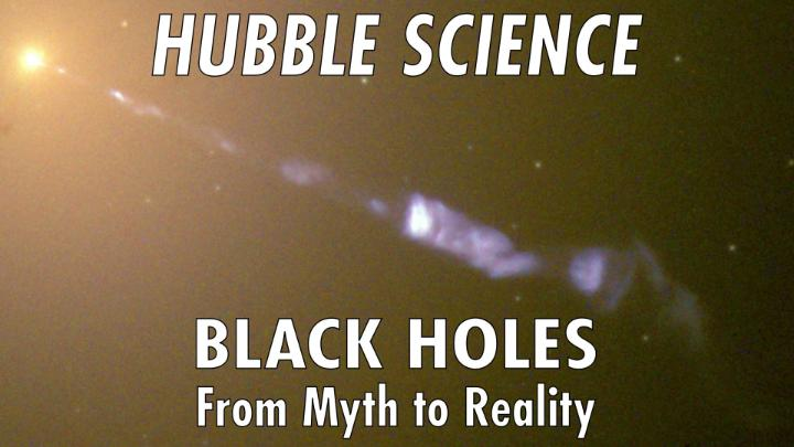 Happy #BlackHoleFriday! ⚫  Not even light can escape a black hole, but Hubble can observe the effects of black holes on our universe. In this video, discover how Hubble helps us understand more about these mysterious cosmic objects!  For more: https://t.co/tXdwanhFBx https://t.co/LWxVJV3MaV