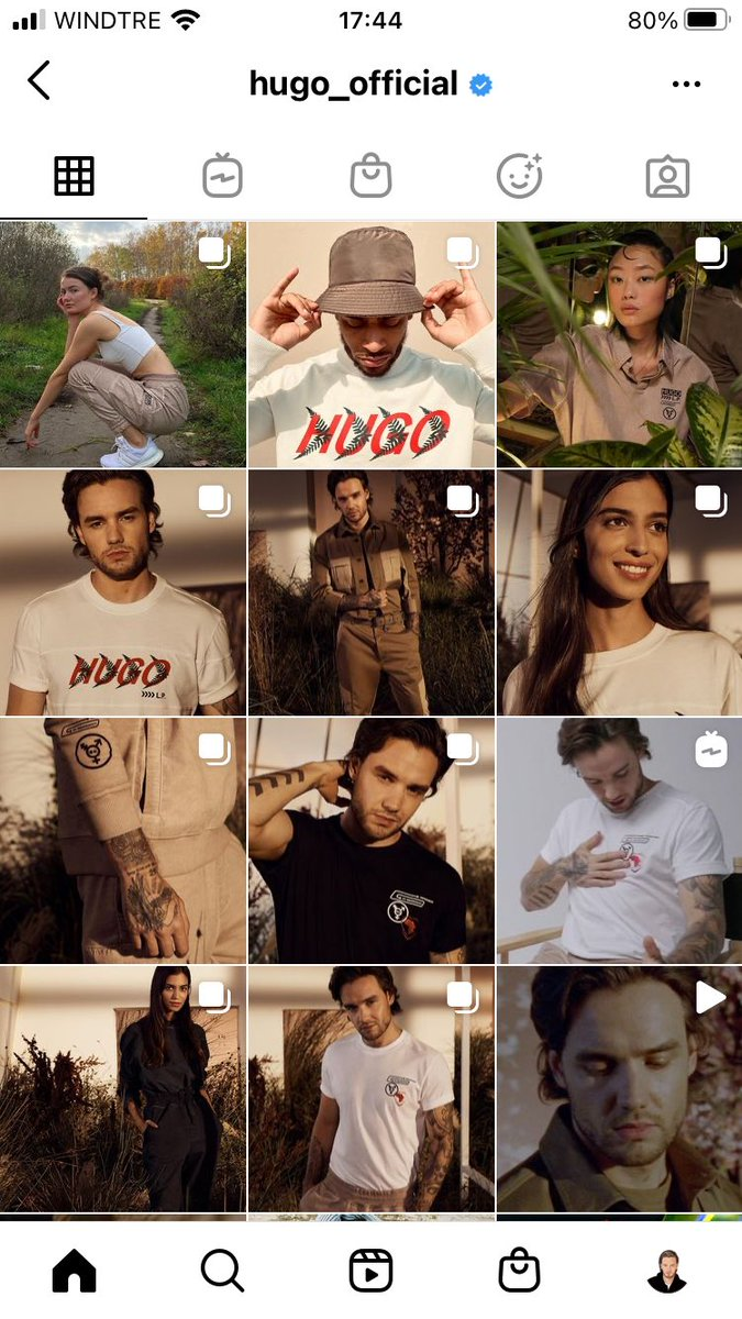 i'm love with @HUGOBOSS's IG feed, thank you for always having Liam's back and giving him the chance to express his creativity #HUGOxLiamPayne