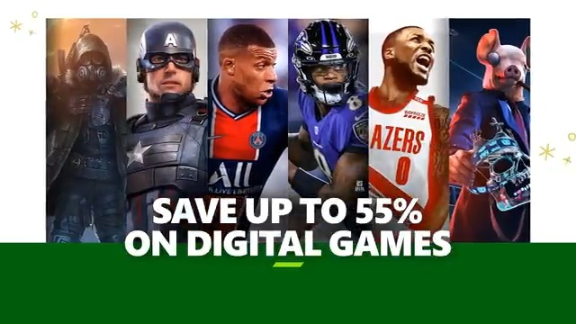 Fact: Gifting digital games saves on wrapping paper.  You'll also save by shopping now: