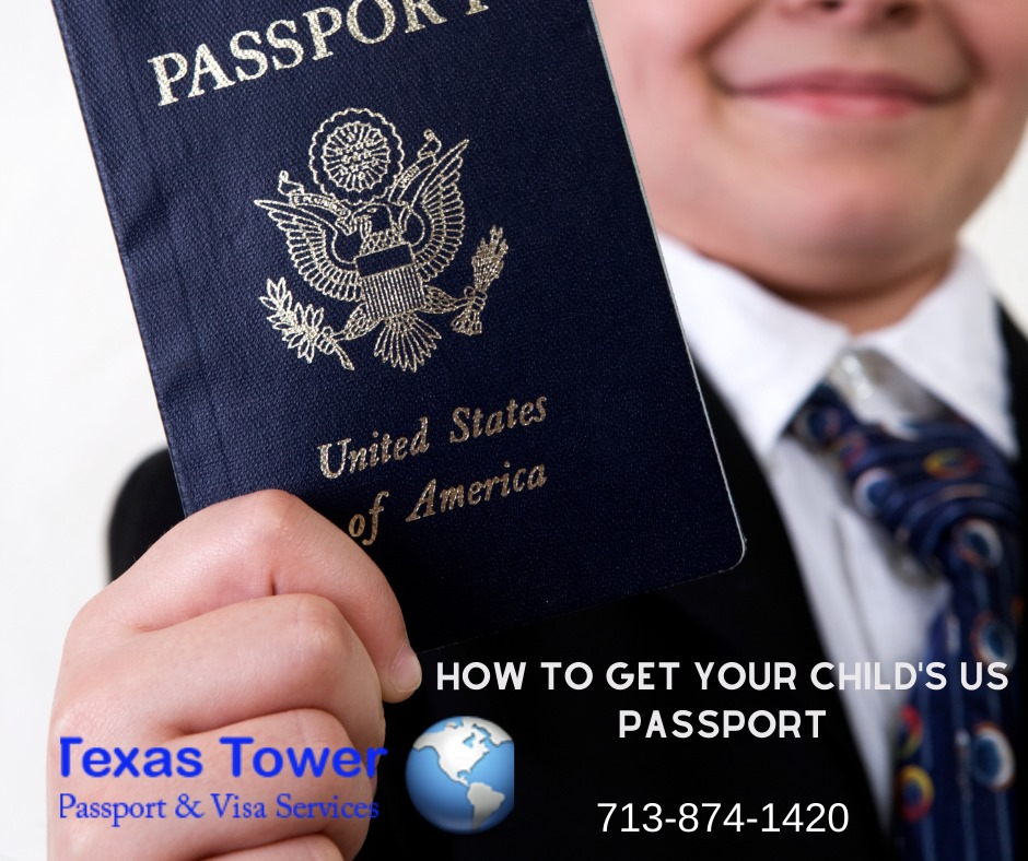 Here's how to get your child's US passport   #HoustonPassportServices #fridaymorning #uspassport #Travel #ttot #childspassport #holiday #Mexico