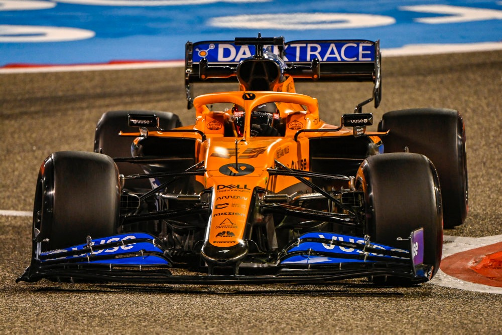 🇧🇭I can confirm that wasn't my dog 🐕🚩! Very poductive day for us, lots of testing and a good amount of laps on both sessions. We seem to have found a decent baseline, now we need to fine tune the set up for tomorrow.The circuit at night is just great!  👉https://t.co/5mJ72sjpUB https://t.co/O72DyjNvA1