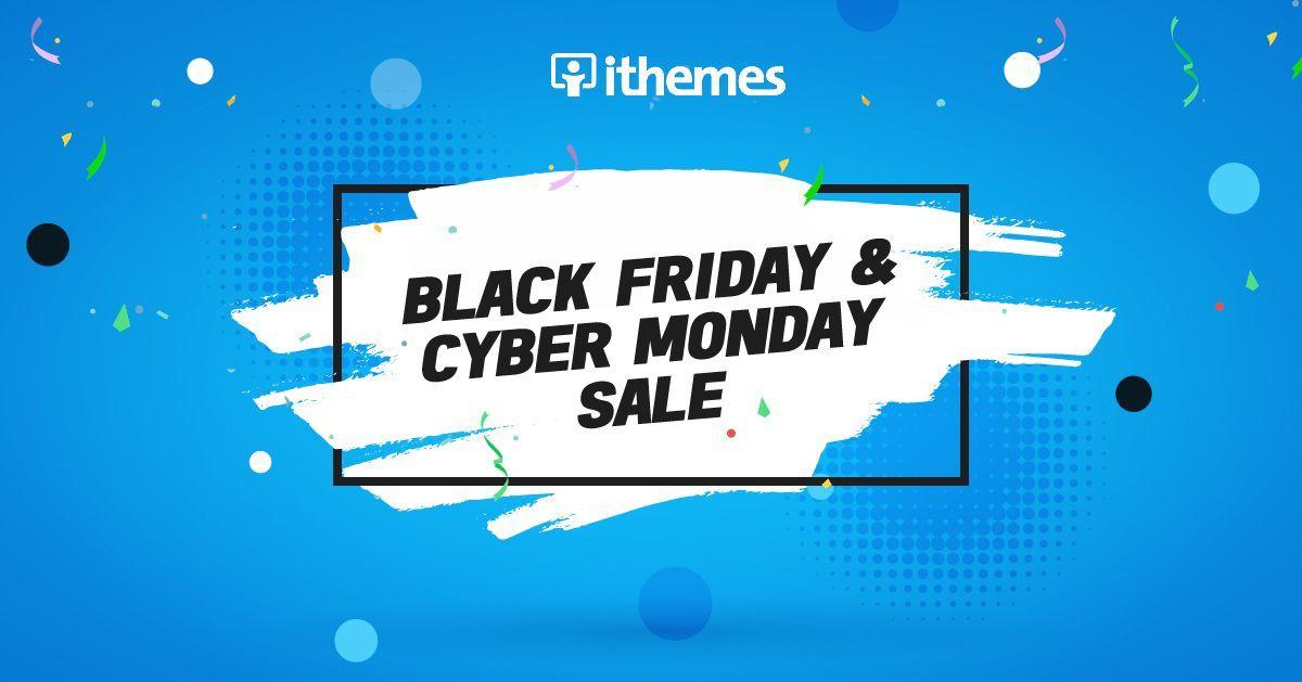 iThemes black Friday deals