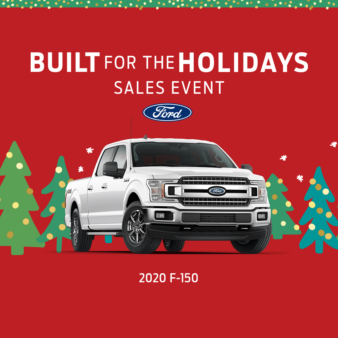 Whether you're shopping for that special someone or just for you, you'll find amazing deals with our Built for the Holidays Sales Event. Head over to your Southern Quality Ford dealer today! https://t.co/RMKJCqQCHh. https://t.co/DOtyWEDjeY
