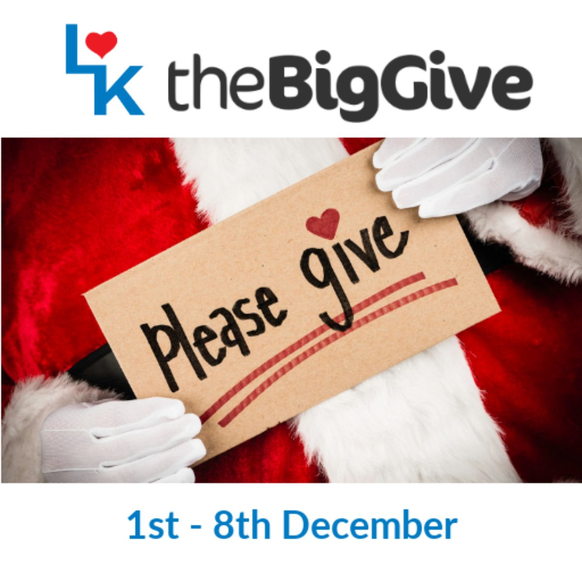 Please spare a thought for those who will really struggle this Christmas and consider making a donation to the Big Give on #givingtuesday2020  #LoveKingston #KingstonUponThames #KingstonStrongerTogether https://t.co/kEUea0JpKI https://t.co/CvXSzRH6nO