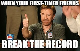 Chuck Norris approved!  Follow our page for announcements on bookings and discounts! . . . #funny #lol #lmao #TagsForLikes #hilarious #laugh #laughing #tweegram #fun #friends #photooftheday #friend #roomescape #crazy #silly #witty #instahappy #joke #jokes #joking #puzzleroom…