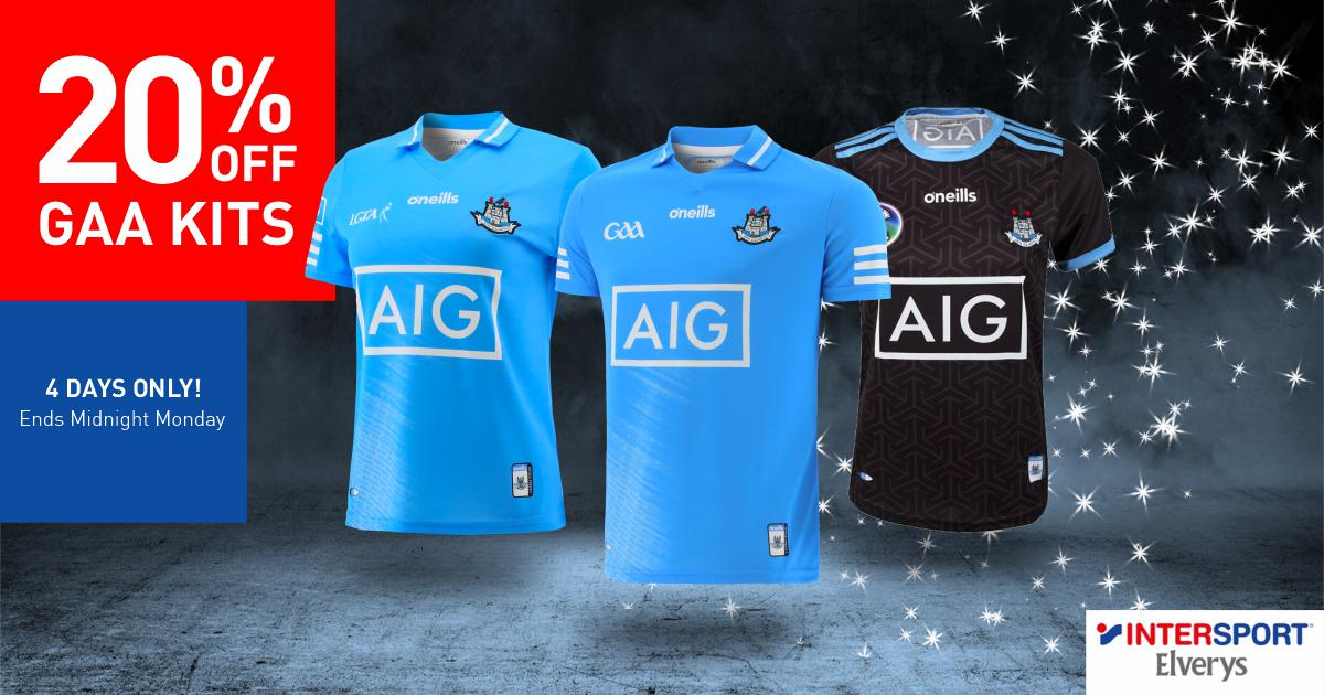 test Twitter Media - The perfect Christmas gift...or a treat for yourself 👕  The Dublin jerseys and kit are now 20% OFF at our official retail partners @Elverys until tomorrow night!   Take a look here ➡️ https://t.co/oHaXWowq9j  #TheMagicofSport #SupportLocal https://t.co/6iTfdYLnpj