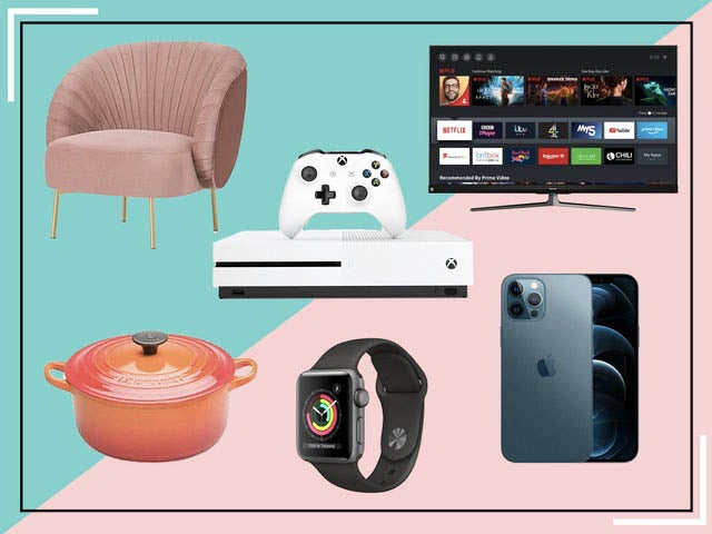 Black Friday deals 2020 live: Best UK offers from Amazon, Currys, Very and more: We'll bring you the best savings across home, tech, fashion, gaming, beauty and more to ensure you don't miss out on any deals  https://t.co/bXTWPJIMjt https://t.co/GovNQThv0d