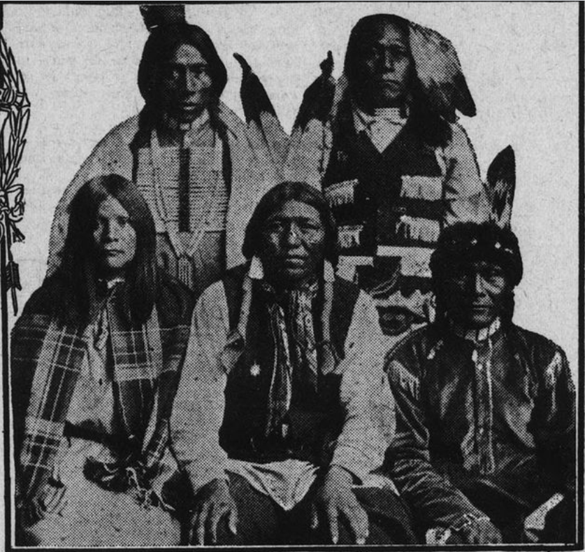 For #NativeAmericanHeritageDay, we'd like to recognize the importance of Native American heritage. This 1911 issue of The Midland Journal features Native American musicians whose music would be recorded for future generations. #ChronAm #ChroniclingAmerica
