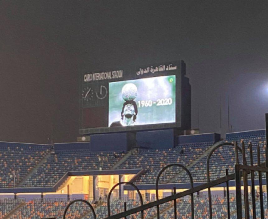 📍 Cairo International Stadium, Egypt. https://t.co/OdTDgdfPuo