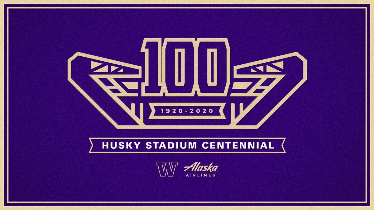 🎉 #HuskyStadium100 🎉   Today, November 27, officially marks Husky Stadium's 100th year.  »   #GoHuskies