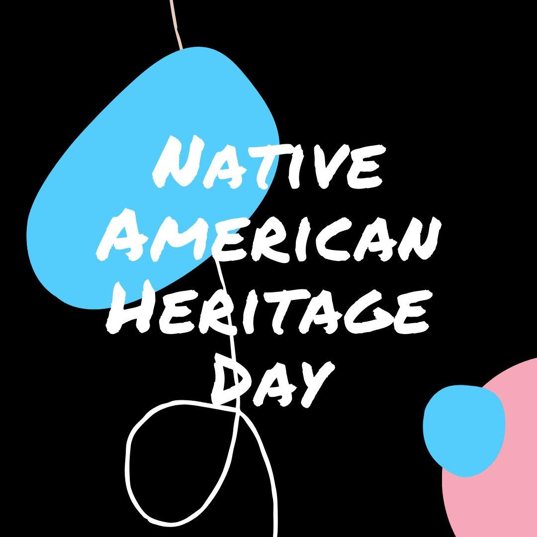 #NativeAmericanHeritageDay #BornSacred #TwoSpirit Learn more at