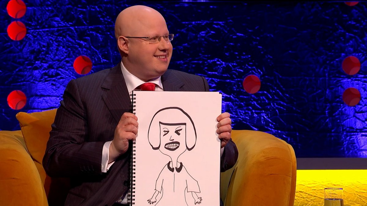 Has @RealMattLucas been able to capture @Alan_Measles perfectly?  #TheJRShow @ITV @WeareSTV @wossy